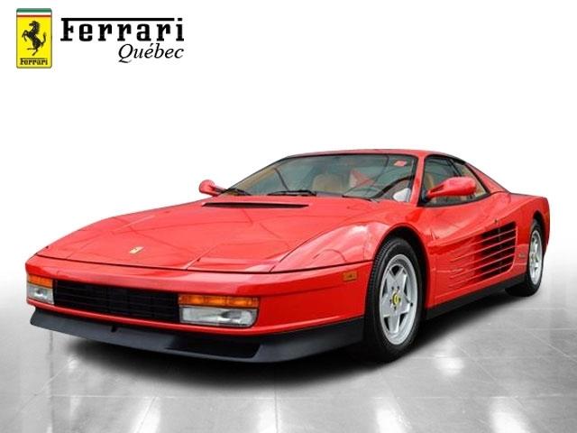 Foto de Ferrari Testarossa (1/12)