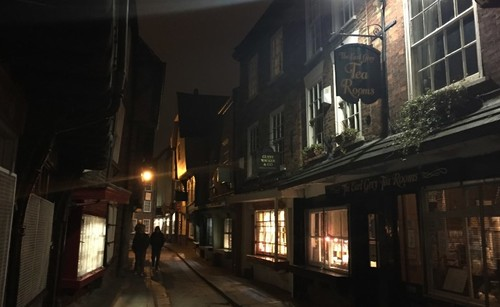 York, la ciudad más fantasmal de Europa