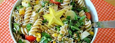 Los ingredientes que puedes usar para acompañar tus pastas si quieres lograr platos saludables