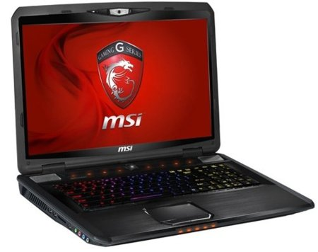 MSI GT783, portátiles que también quiere convencer a los jugadores