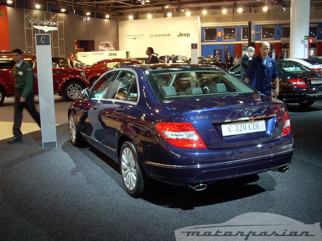 Foto de Mercedes-Benz en el Salón de Madrid (6/40)