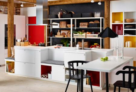 """Convierte tu cocina en el centro del hogar: cómo transformarla en una """"family room"""""""