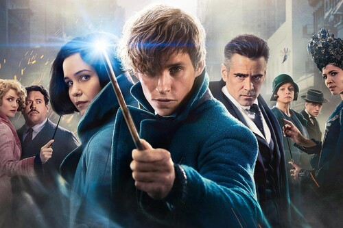 'Animales fantásticos y dónde encontrarlos': una expansión del universo Harry Potter que se sitúa como una de las mejores películas de la saga