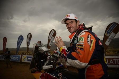 Dakar 2014: Marc Coma y Jordi Viladoms brillan en el pódium