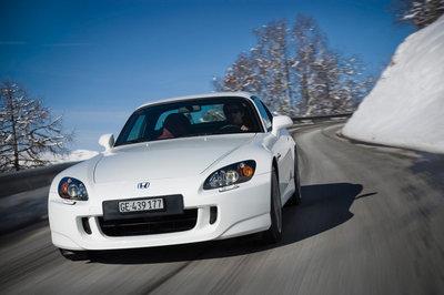 Los próximos planes de producto de Honda podrían incluir el sucesor del S2000