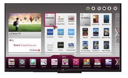LG Smart TV CES 2013 previo