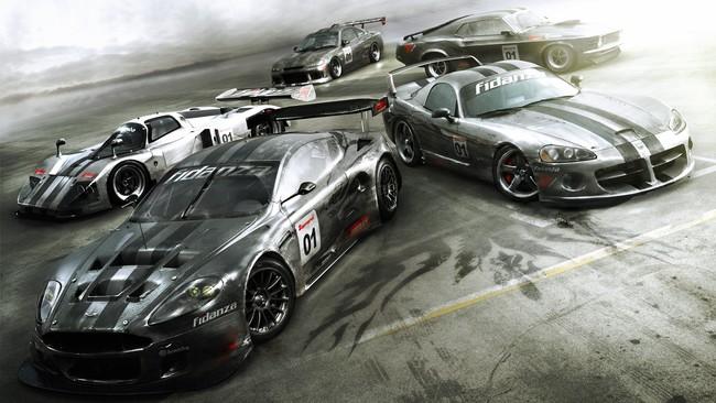 Grid Hero Cars
