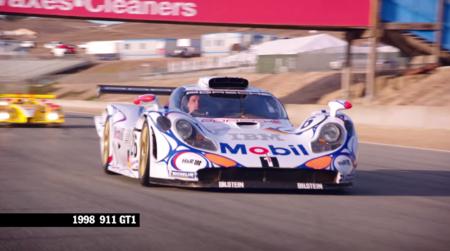 Video: 62 años de historia en el deporte motor de Porsche reunida en un solo circuito