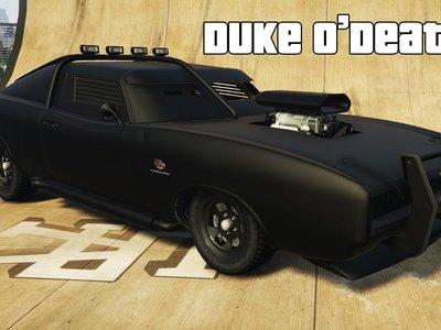 El Duke O'Death llega a Grand Theft Auto Online para todos los jugadores, acompañado de actividades que otorgan doble GTA$ y RP