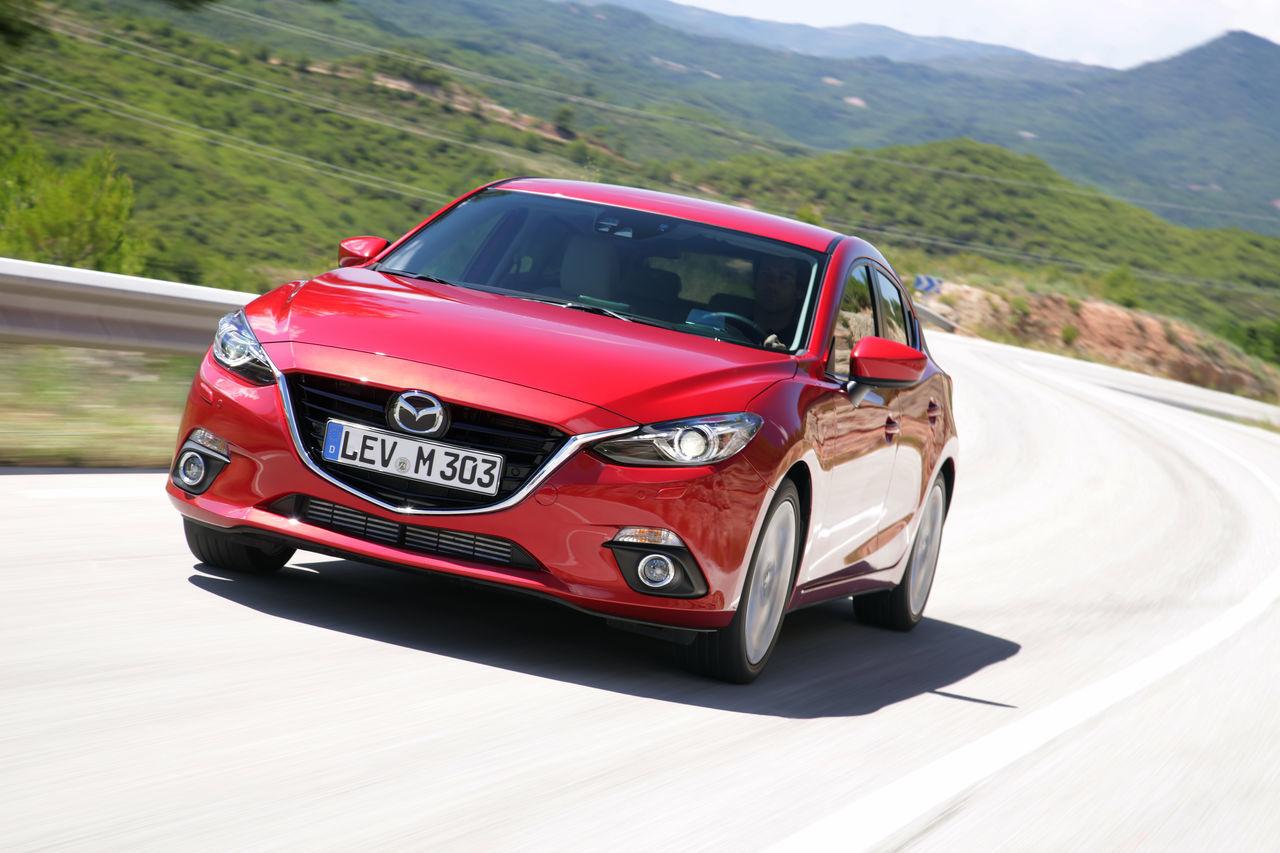 Foto de Mazda3 2013 (1/118)