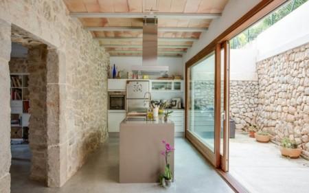 Estilo Rustico Moderno Mediterraneo Cocina960x600