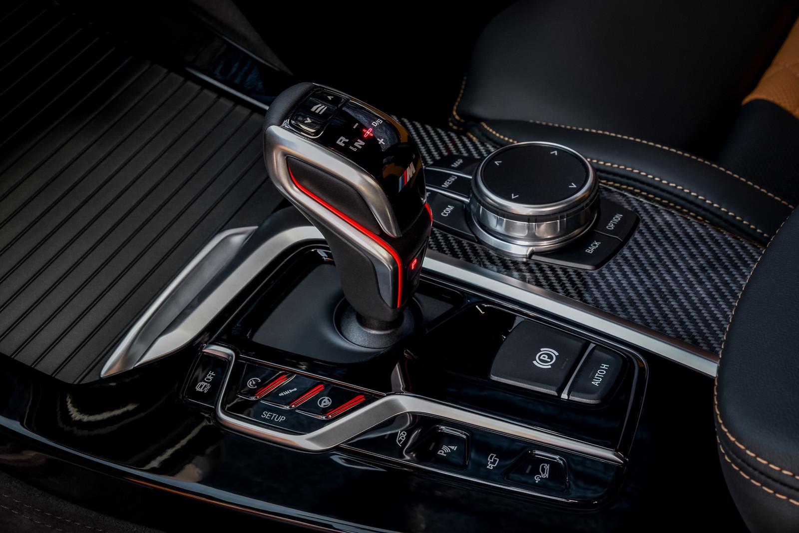 Foto de BMW X3 M 2020 (Presentación) (33/80)