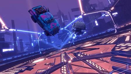 Dropshot, el nuevo modo gratuito que llegará a Rocket League