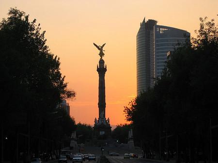 La Zona Rosa de México