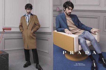 Prada Campaign a-w 2013/2014