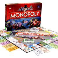 MotoGP ahora también en la mesa de tu casa, con Monopoly