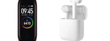 Xiaomi Mi Band 4 y Airdots Pro de oferta a 70 euros desde España en la semana de las marcas de Aliexpress