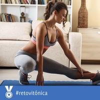 #RetoVitónica: siete días usando mi casa como gimnasio… y sin comprar nada extra