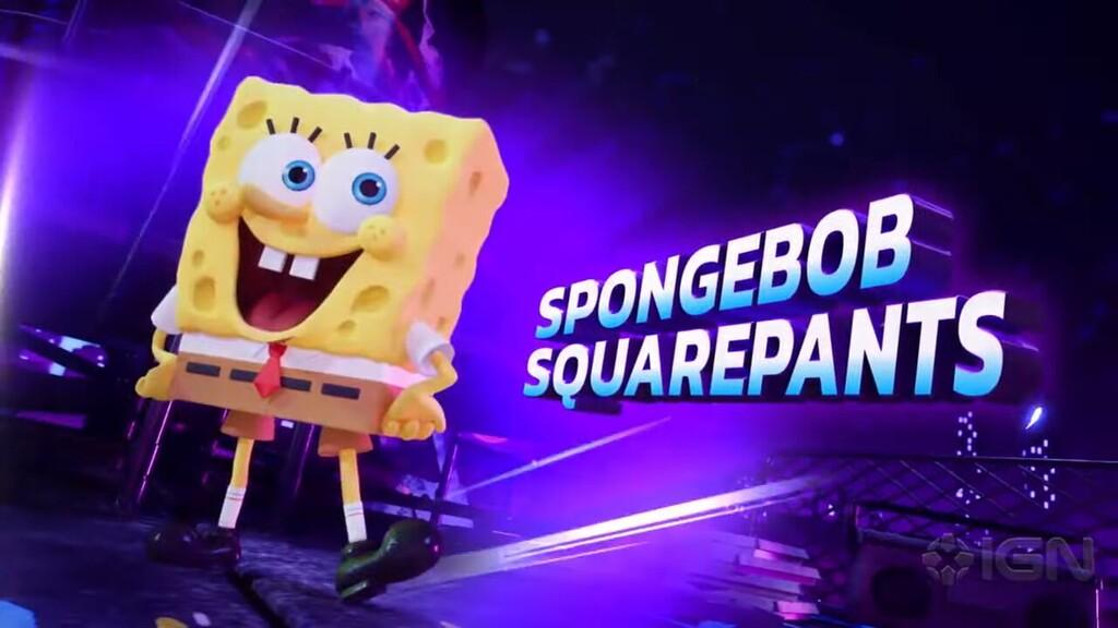 Bob Esponja liándose a guantazos con las Tortugas Ninja será una realidad con Nickelodeon All-Star Brawl, el Smash Bros. de la compañía de animación