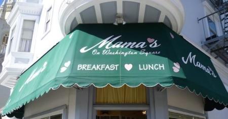 Mama's, el lugar que no debes saltarte si visitas San Francisco