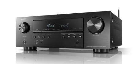 Denon presenta al AVR-S650H, su nuevo receptor AV con el que iniciarnos en el mundo del cine en casa sin gastar demasiado