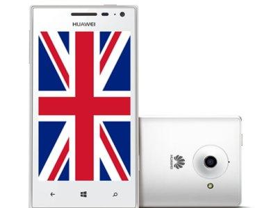 Huawei Ascend W1 prepara su desembarco en territorio europeo