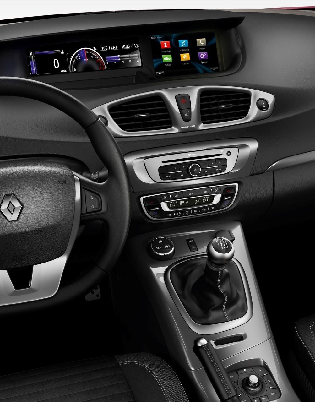 Foto de Renault Scénic XMOD (15/16)