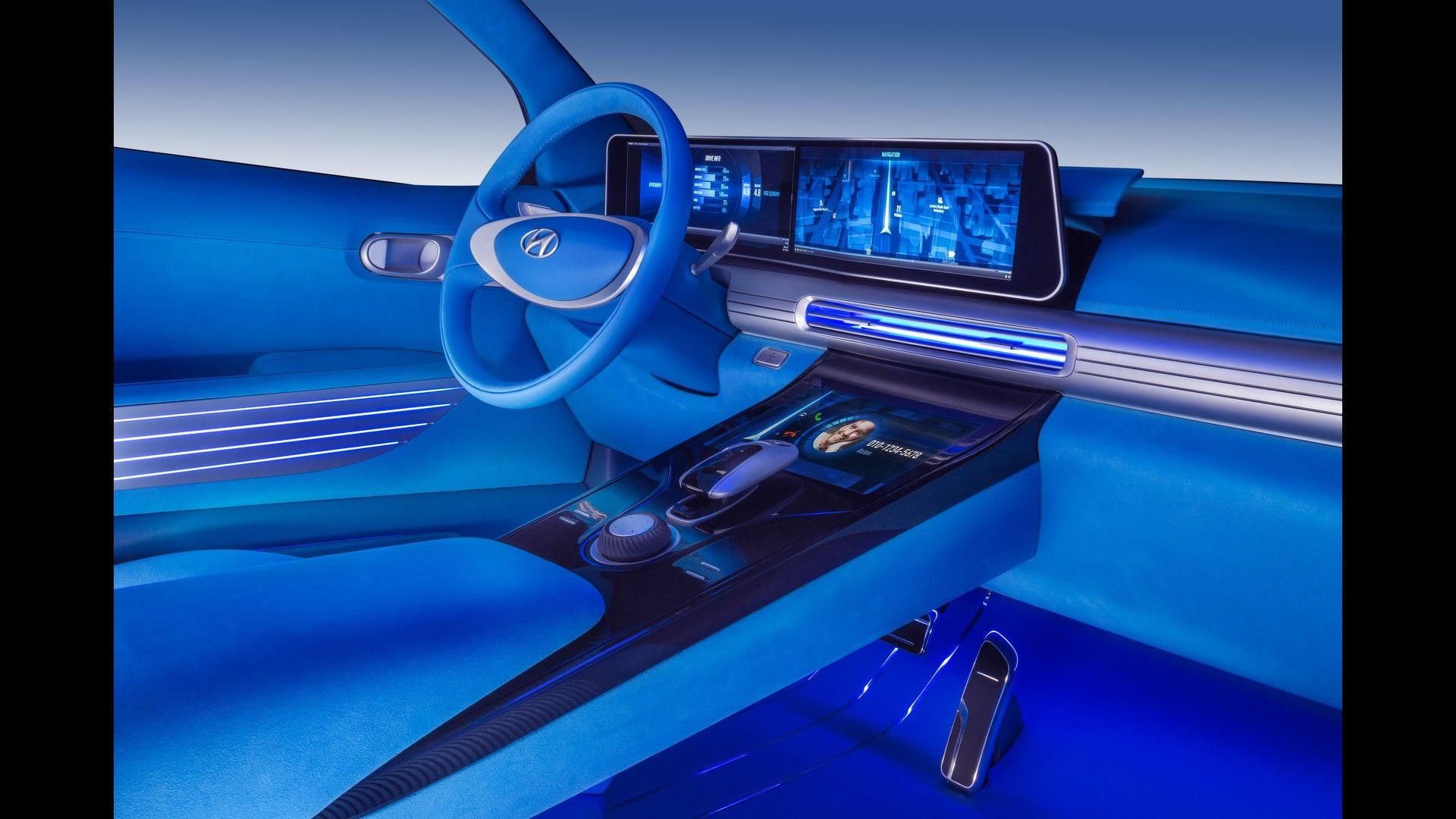 Foto de Hyundai FE Fuel Cell Concept 2017 (12/14)