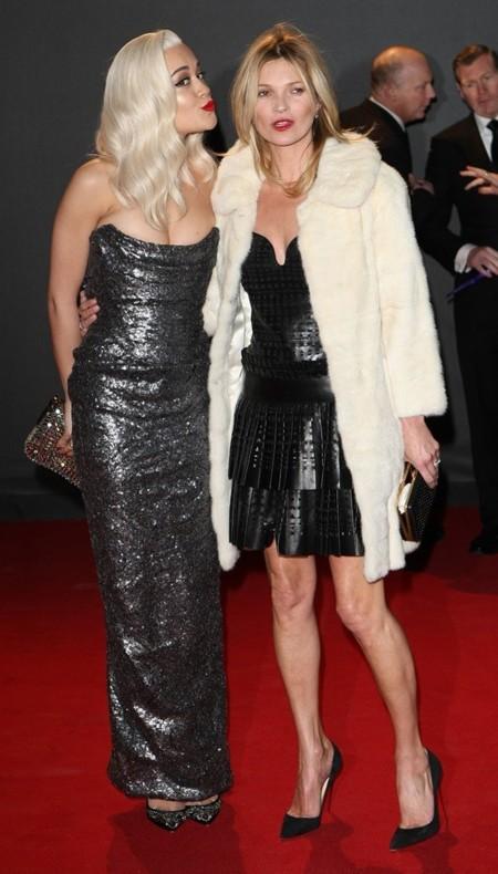 British Fashion Awards 2013: las mejor vestidas en la gran noche de la moda británica