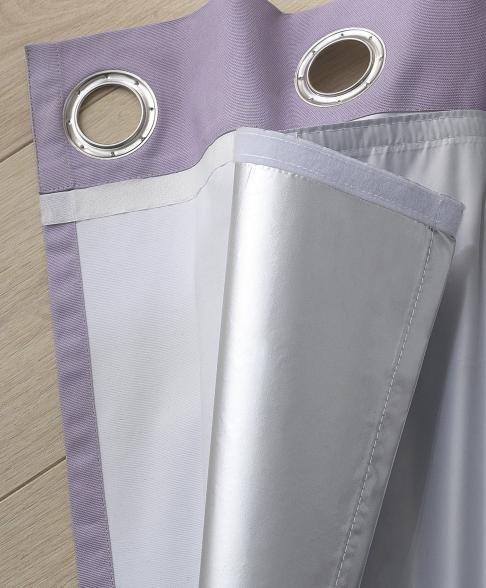 Forro refrescante para cortinas un truco m s para luchar - Tela termica para cortinas ...