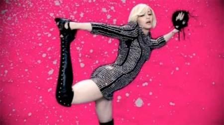 Madonna escoge Balmain para su nuevo video