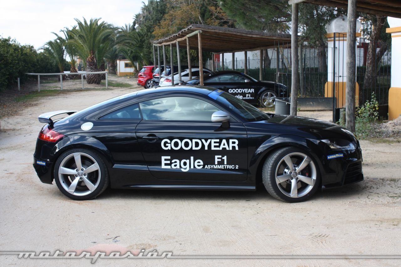 Goodyear Eagle F1 Audi Tt Rs Audi A7 Y Mercedes Cls 1 79