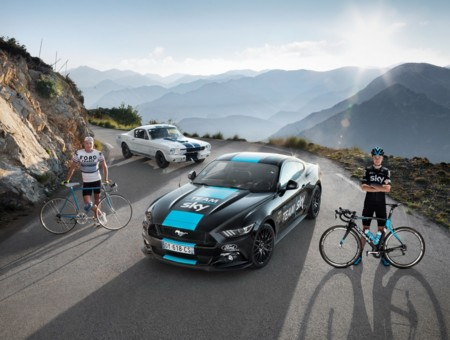 Ford busca ganar ¿el Tour de France?