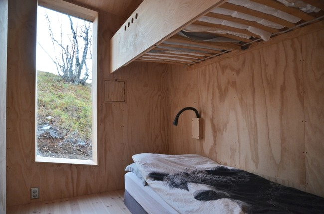 Dormitorioliterasv Lodge