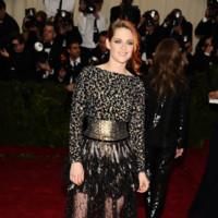 Kristen Stewart de Chanel Gala MET 2014