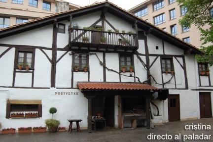 Restaurante Portuetxe, clasicismo donostiarra