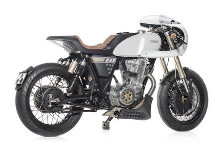 Yamaha Sr400 Cafe Racer Capelo 5