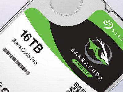 Seagate ofrecerá un disco duro de 16 TB en menos de año y medio, la carrera continúa