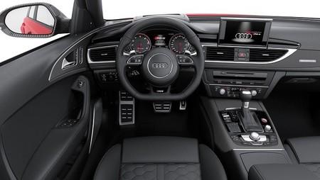 Audi RS 6 Avant Interior