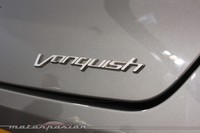 Ver y sentir el Aston Martin Vanquish en exclusiva