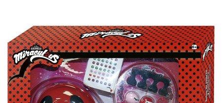 Oferta Flash en el bolso de belleza y manicura de Miraculous Ladybug: cuesta 19,99 euros hasta medianoche en Amazon