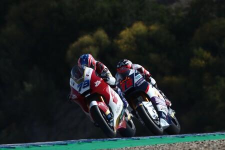 Ogura Arenas Jerez Moto2 2021