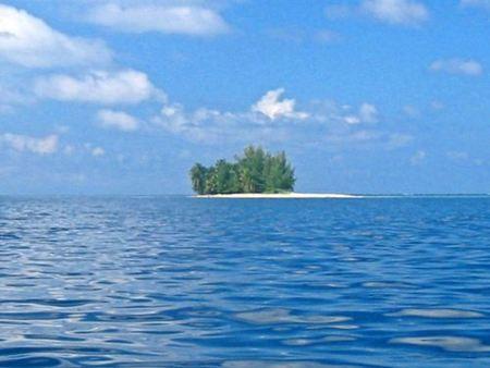 Una isla sólo para ti