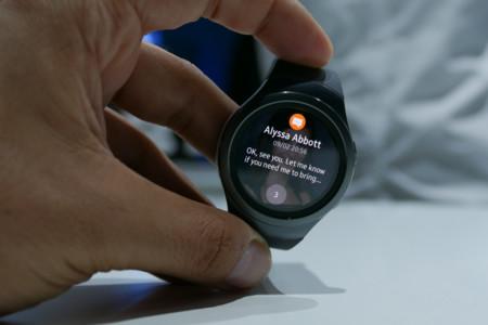 Samsung Gear S2, toma de contacto (en vídeo): un planteamiento mucho más redondo