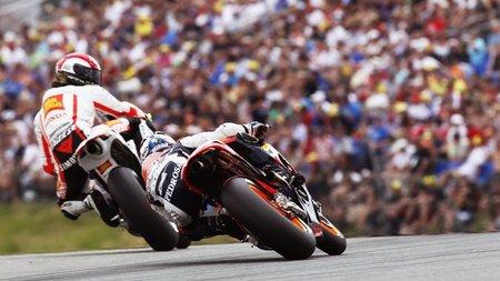 MotoGP Alemania 2011: buenos y malos recuerdos en la casa de Stefan Bradl