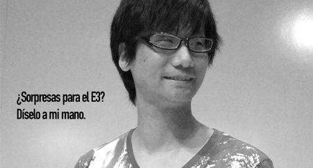 Kojima responde a los rumores pre E3 y confirma que prepara algo grande para el 2012 [E3 2012]