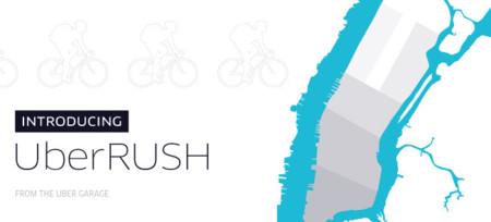 De los coches a las bicis: Uber lanza un servicio de entrega de paquetes en Manhattan