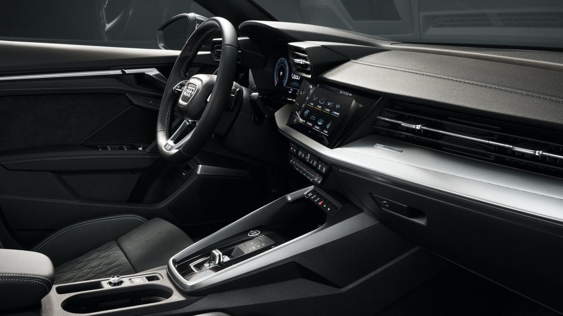 Foto de Audi A3 Sedán 2021 (23/43)