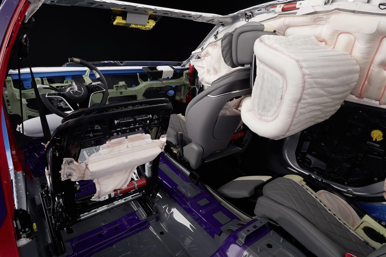 Foto de Mercedes-Benz Clase S 2020 prueba contacto (1/26)