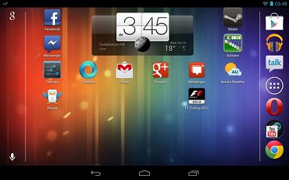 Modo escritorio Nexus 7